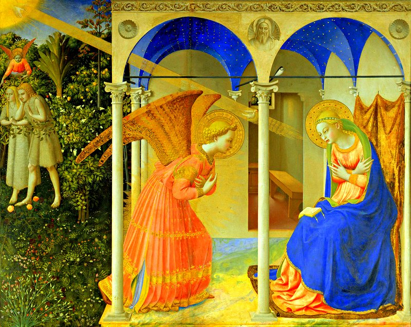 1428 the annunciation 2k-001