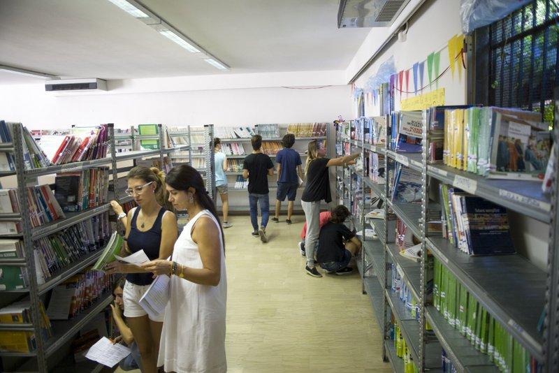 L 39 annuale mercatino dei libri usati presso il convento di - Mercatino dei mobili usati ...
